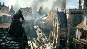 AC Unity Screen