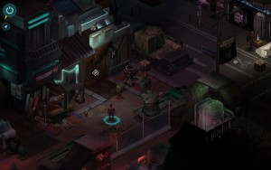 Shadowrun Returns Screen