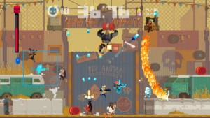 Super Time Force Screen